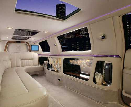 pimp my limo weirdomatic. Black Bedroom Furniture Sets. Home Design Ideas