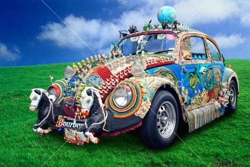 Pictures of Weird Volkswagen Beetle | Weirdomatic