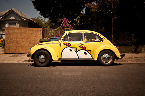 Pictures of Weird Volkswagen Beetle | Weirdomatic