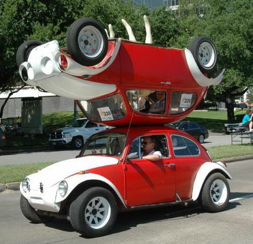 Pictures Of Weird Volkswagen Beetle Weirdomatic