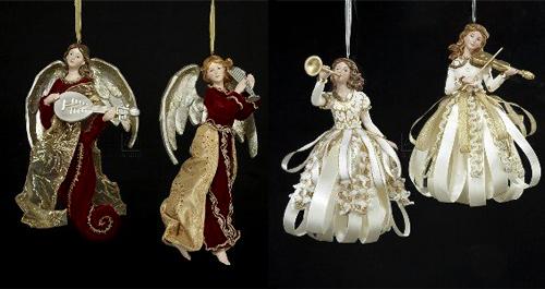 Christmas Vintage Retro Ornaments Weirdomatic