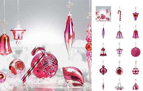 Ski Christmas Ornaments