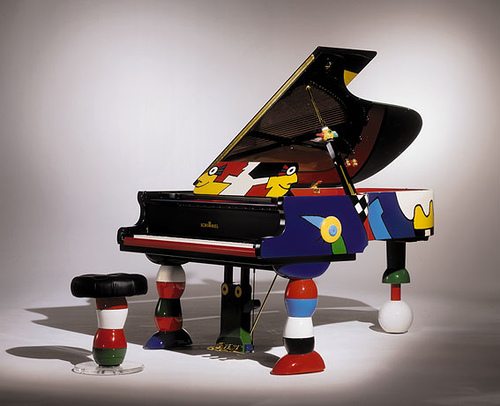 Weird Amp Eccentric Pianos Weirdomatic