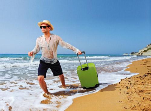 Funny & Weird Luggage   Weirdomatic