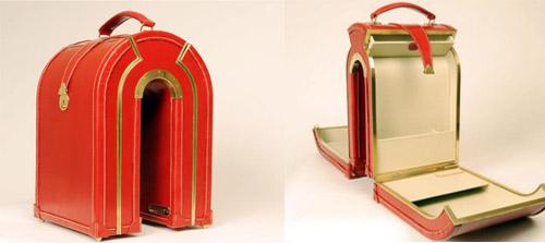Странный чемодан от Williams Handmade