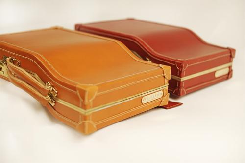 ручной работы модный чемодан причудливой формы willliams ручной работы