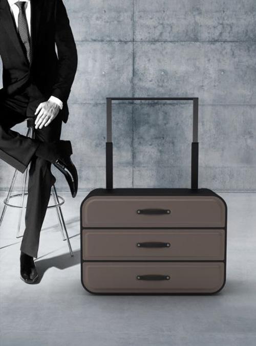 шкаф чемодан