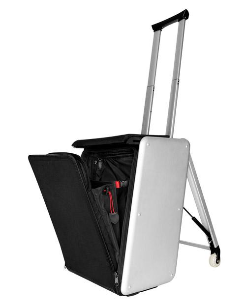 дорожный чемодан-трансформер