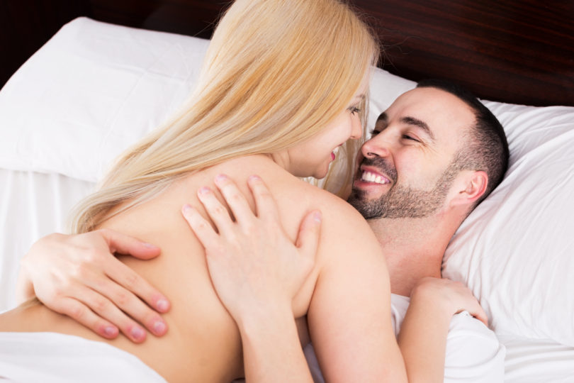 10 Weird Sex Positions to Try Tonight