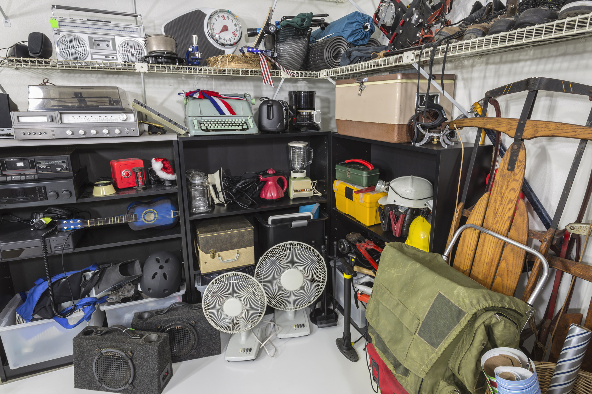 To Garage: 9 Weird Garage Items You Never Thought You'd Find In A
