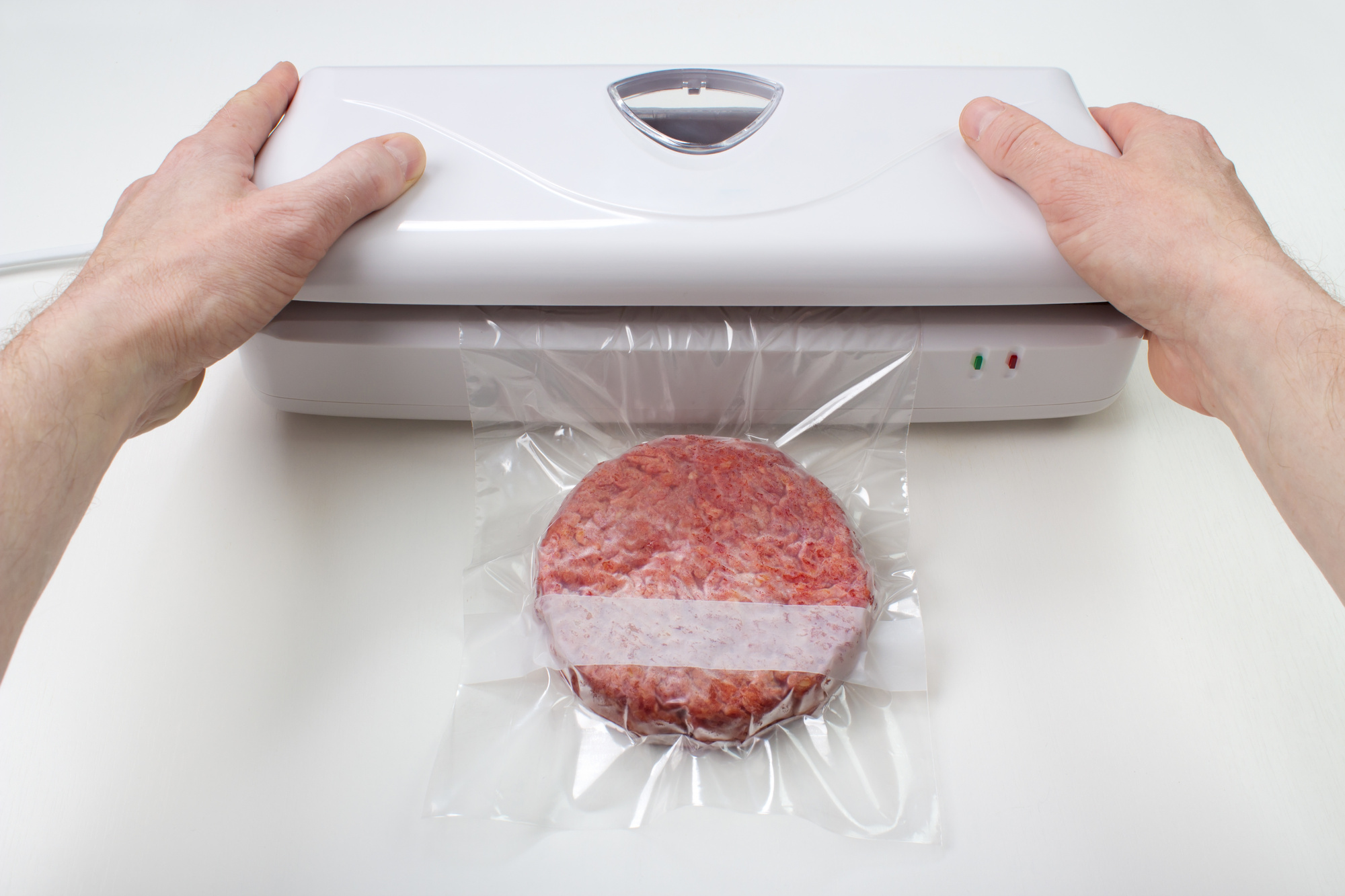 how to use a vacuum sealer