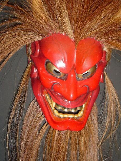 Masks Around The World Part Ii Weirdomatic