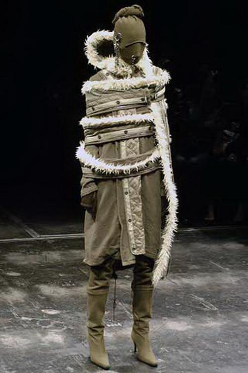 Creepy Fashion Photography